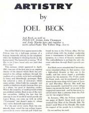 Joel Beck